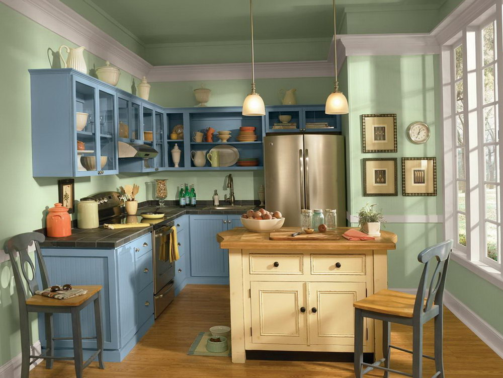 Tall Upper Kitchen Cabinets