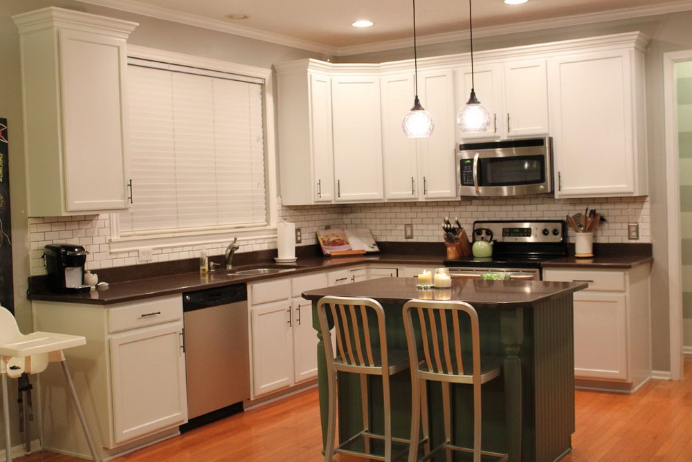 Tips For Painting Kitchen Cabinets White
