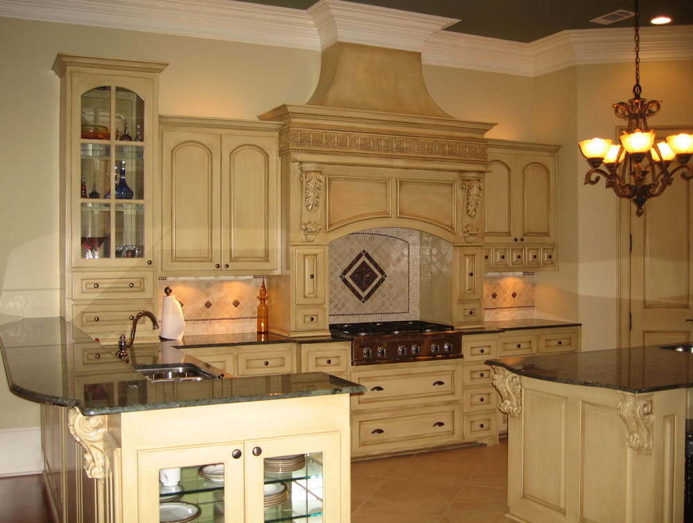 Tuscan Kitchen Cabinets Pictures