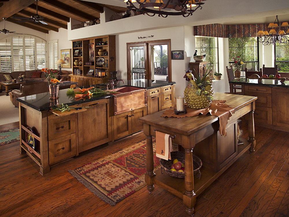 Western Kitchen Cabinets Ideas