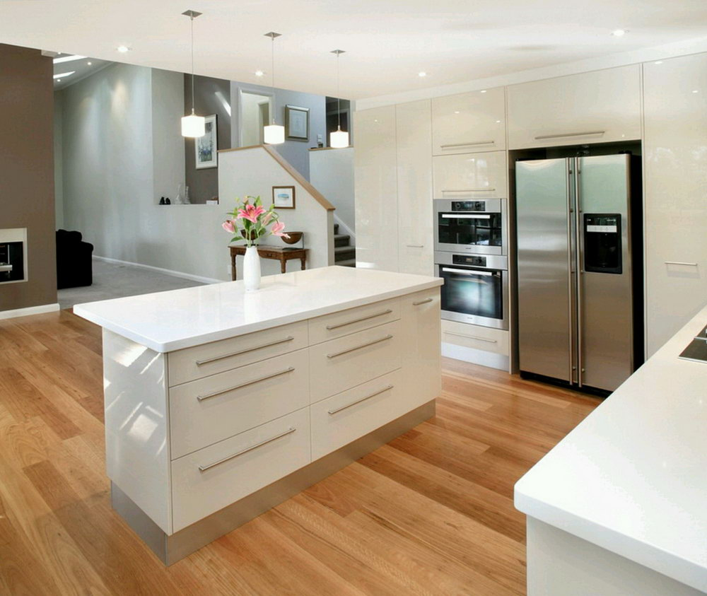 White Kitchen Cabinets Photos