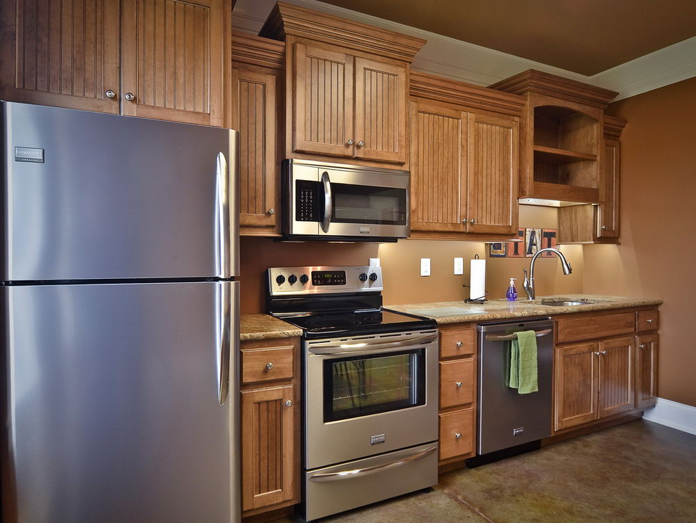 Wood Designs For Kitchen Cabinets