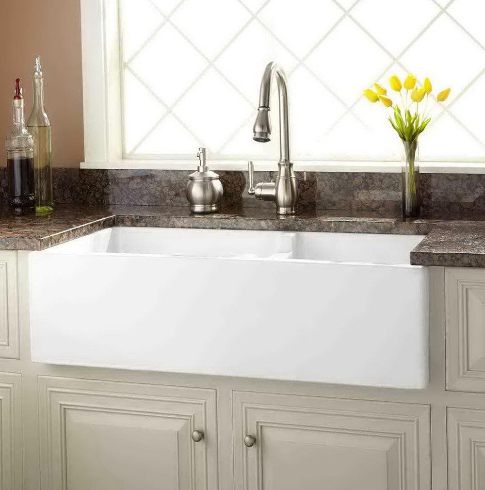 42 Inch Kitchen Sink Base Cabinet White