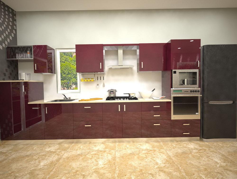 Aluminum Kitchen Cabinet Price