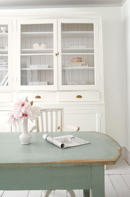 Benjamin Moore Oxford White Kitchen Cabinets