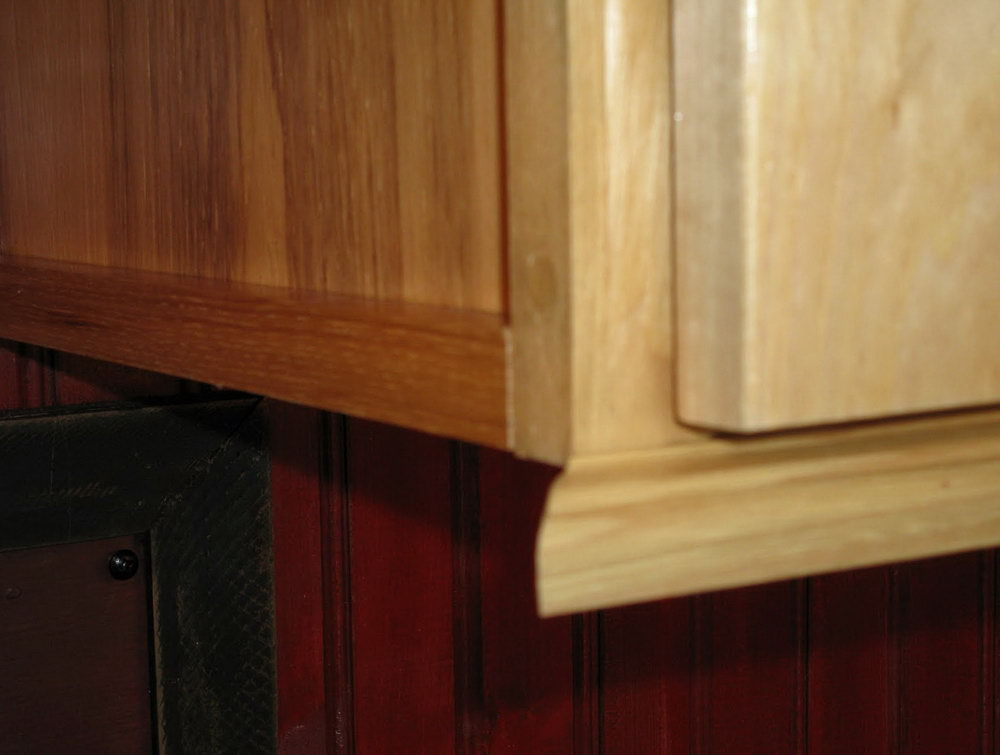 Bottom Trim For Kitchen Cabinets