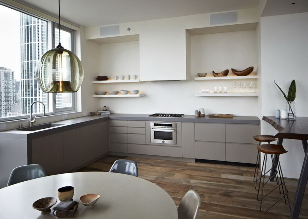 Color Of Kitchen Cabinets In Trends