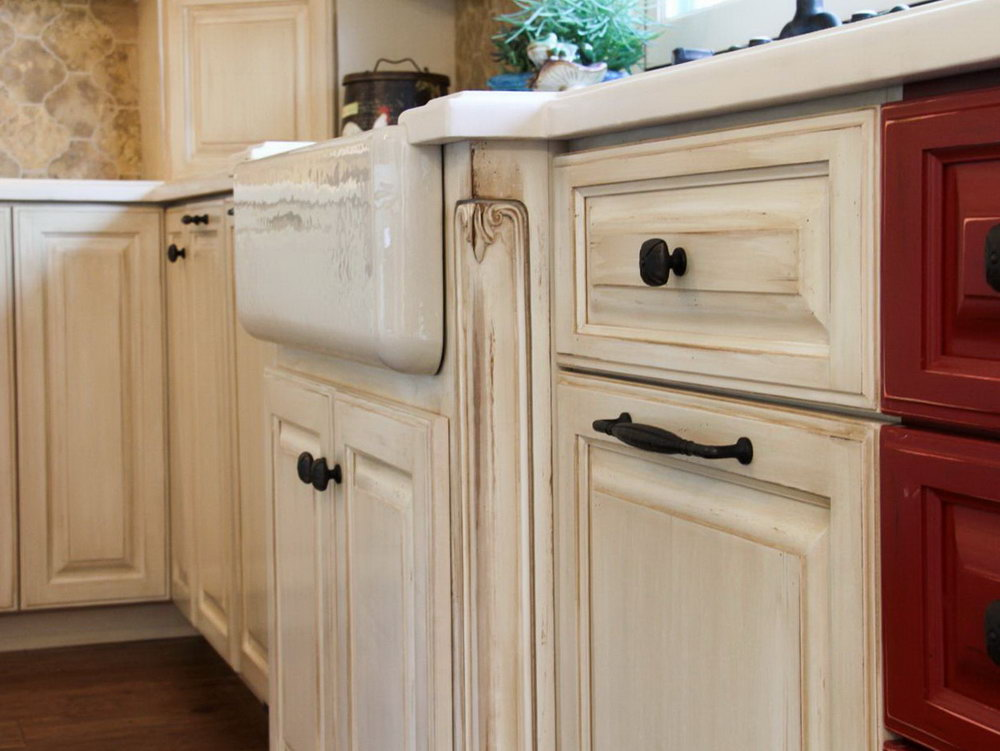 Country Style Kitchen Cabinet Hardware