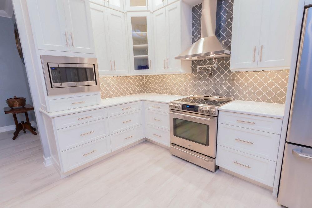 Eudora Kitchen Cabinets