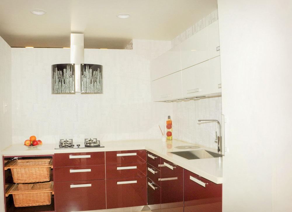 Fiber Kitchen Cabinets India