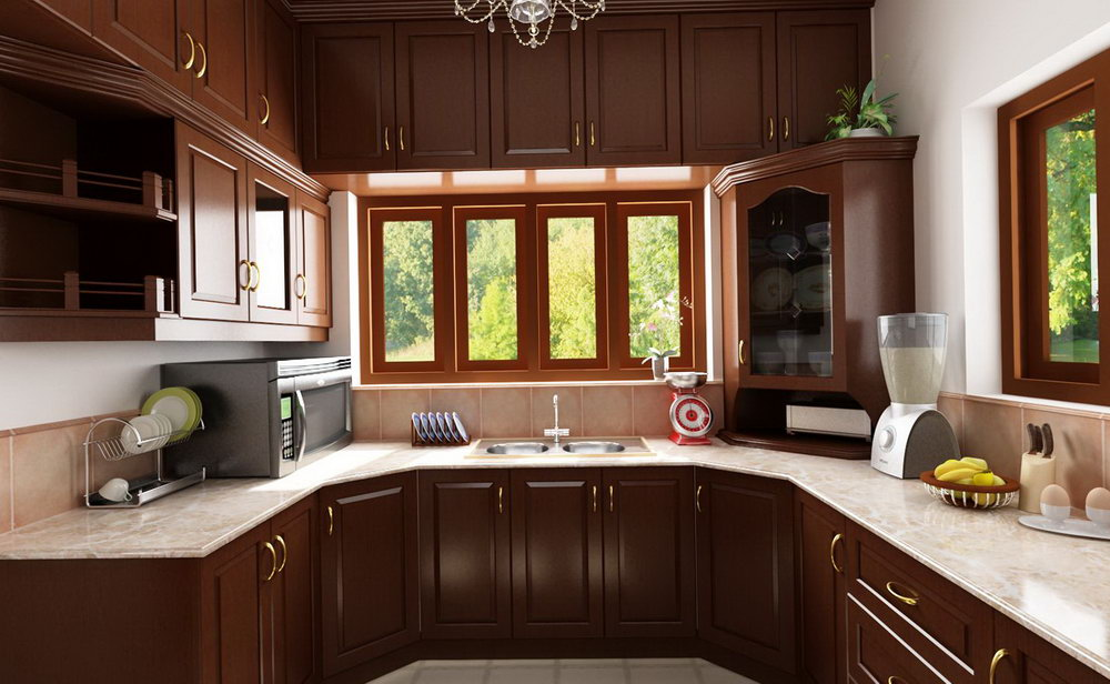 Godrej Kitchen Cabinets India