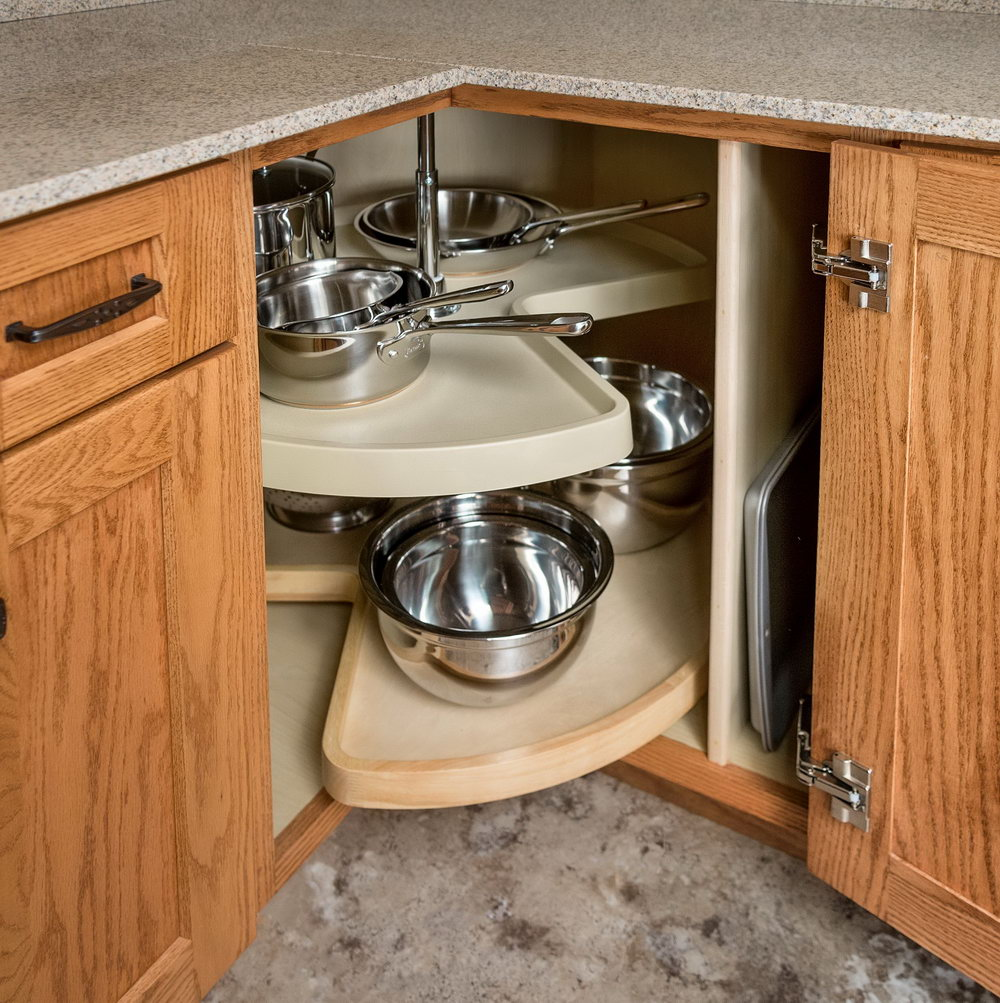 High Kitchen Cabinet Solutions