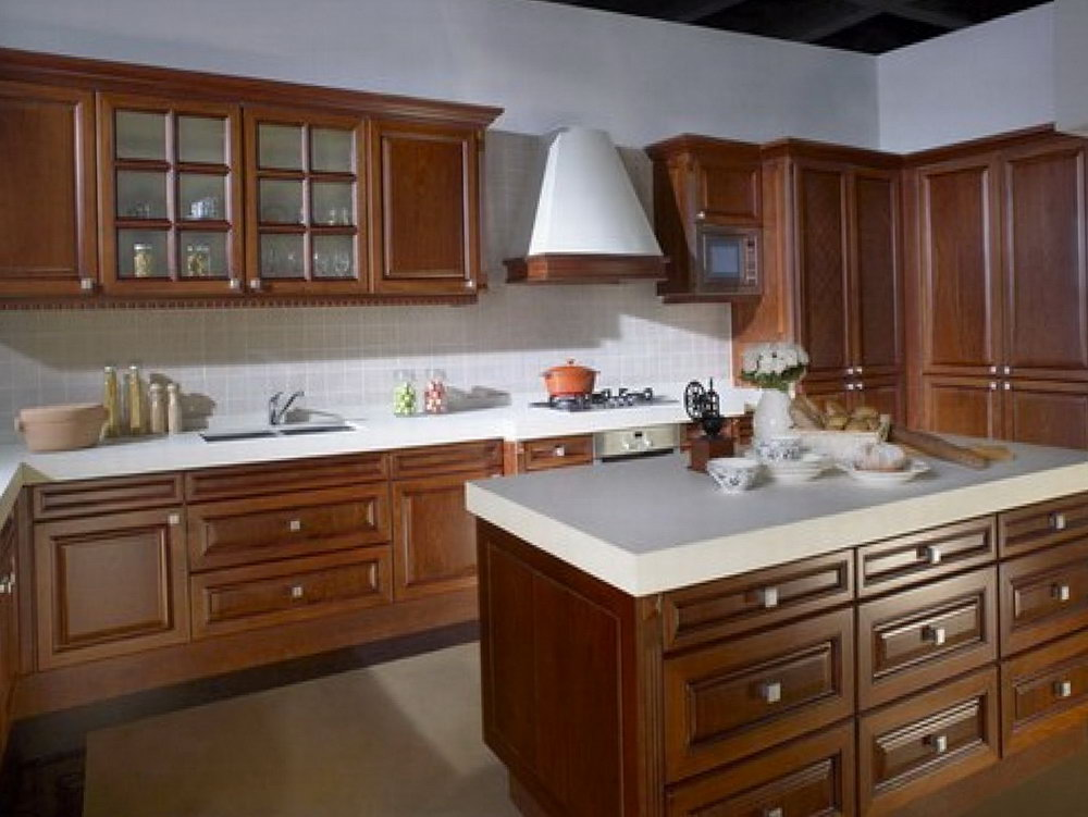 Houzz Kitchen Cabinet Hardware Placement