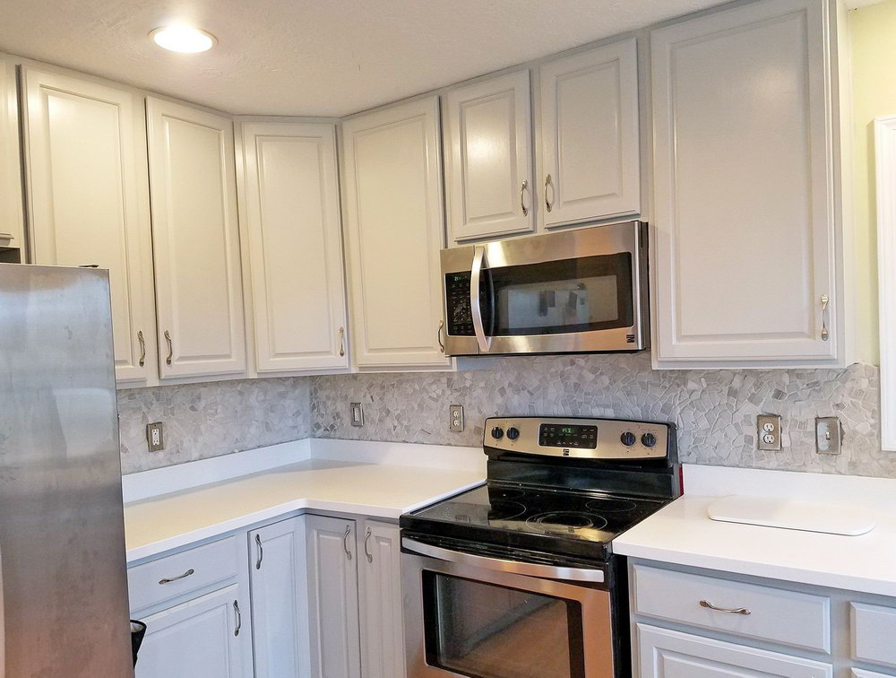 How Do I Paint Kitchen Cabinets White