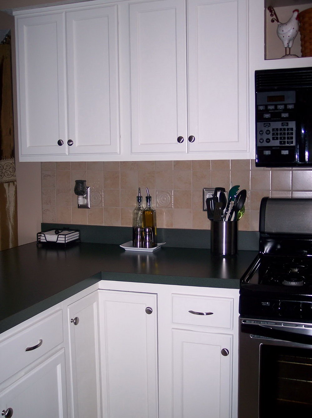 How To Change Kitchen Cabinets Without Painting