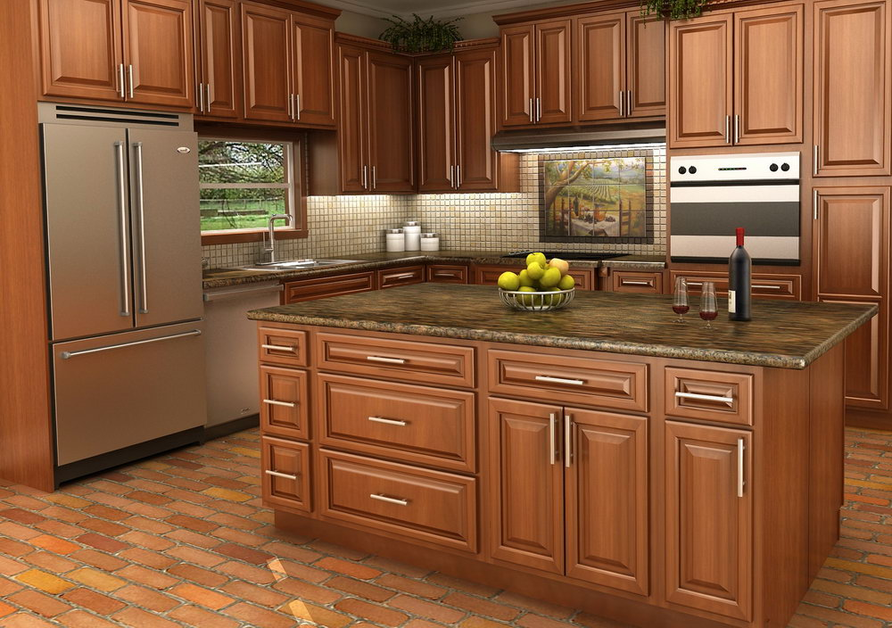 How To Clean Sticky Kitchen Cabinet Doors