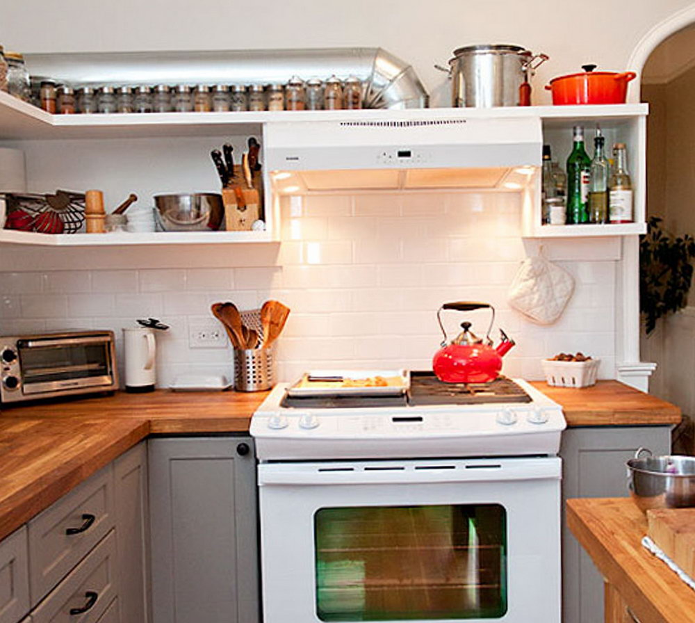 How To Clean Up Kitchen Cabinets