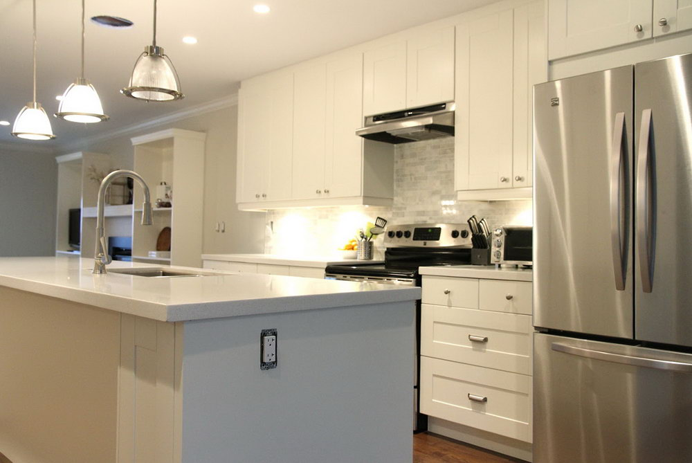 Ikea Kitchen Cabinet Interiors