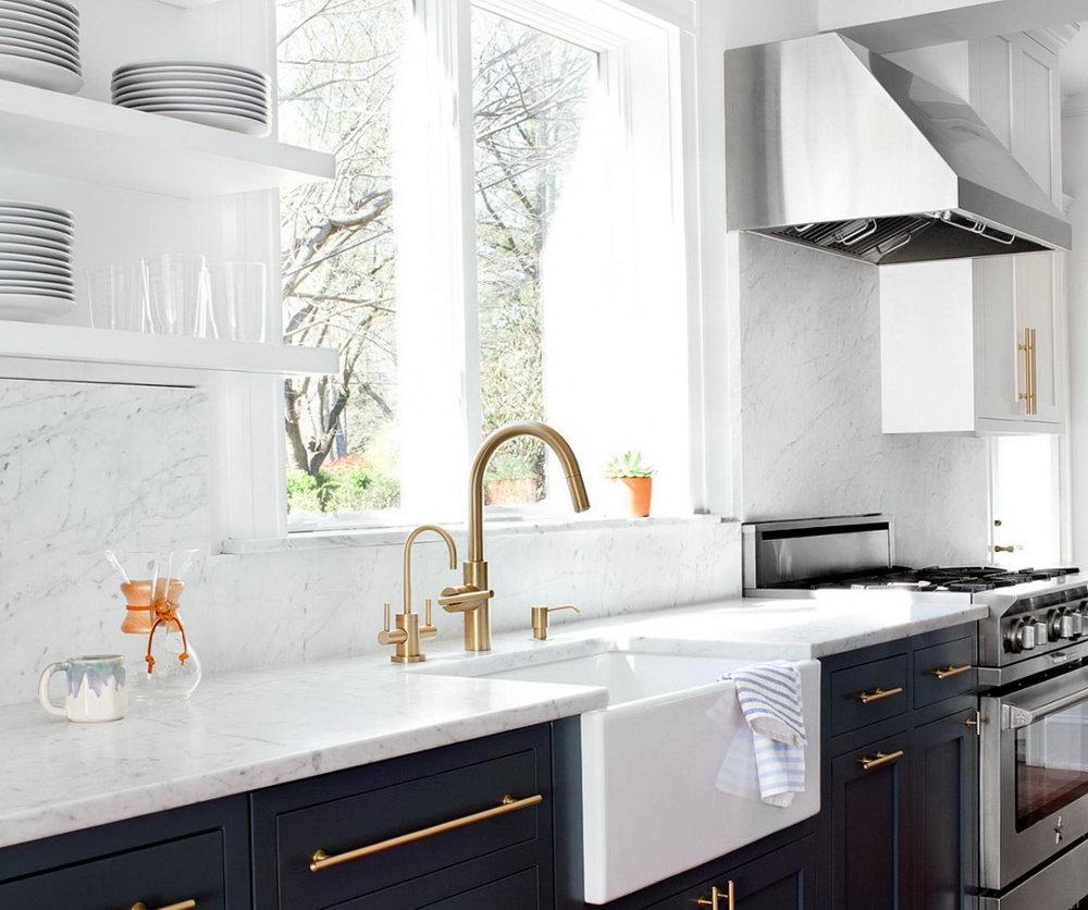 Installing Kitchen Cabinet Handles