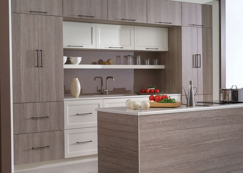 Kitchen Cabinet Acrylic Laminate
