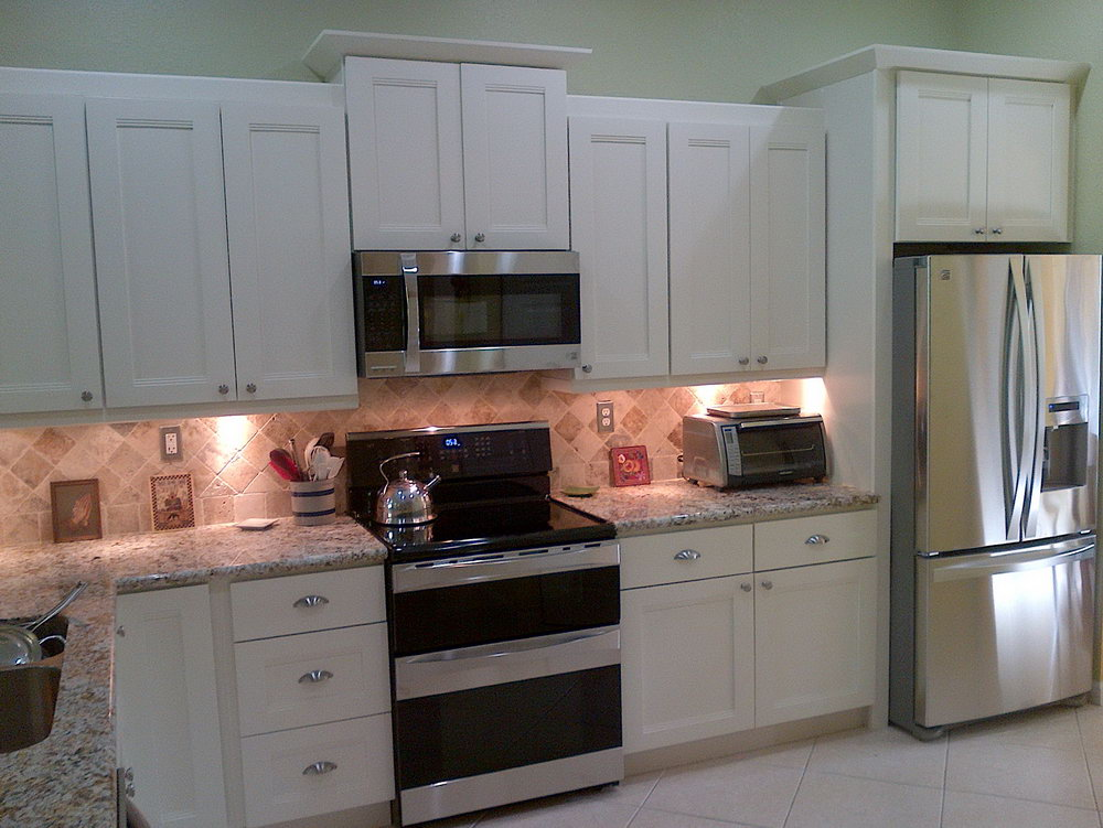 Kitchen Cabinet Gallery Pictures