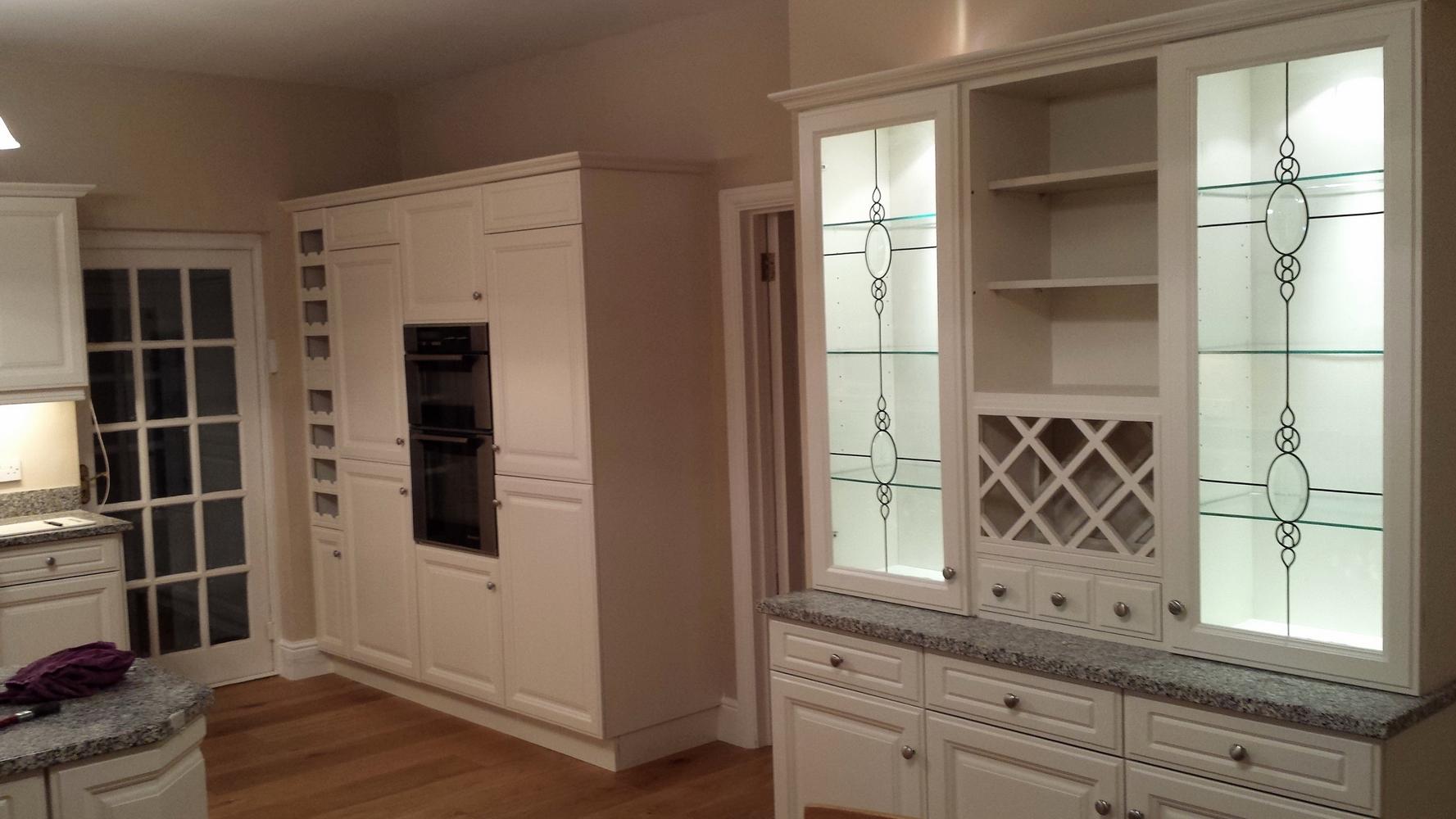 Kitchen Cabinet Glass Doors Home Depot
