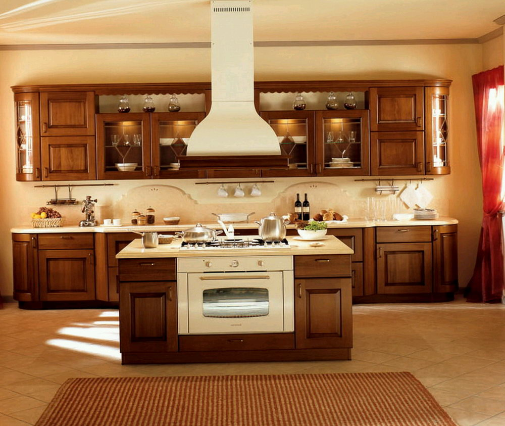 Kitchen Cabinet Ideas For Small Space