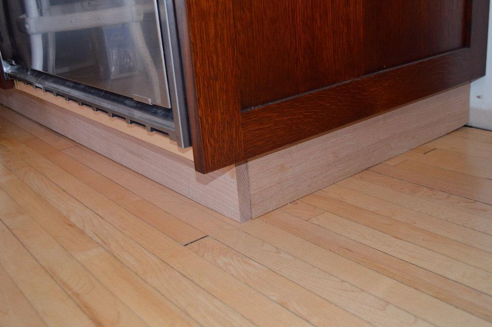 Kitchen Cabinet Kick Plate Clips