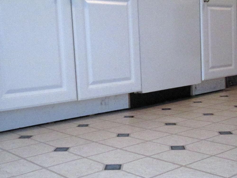 Kitchen Cabinet Kick Plate Dimensions