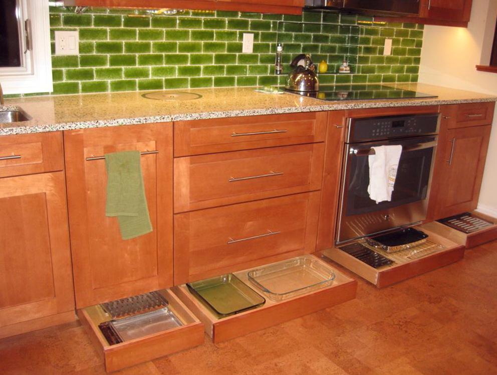 Kitchen Cabinet Kick Plate Drawers