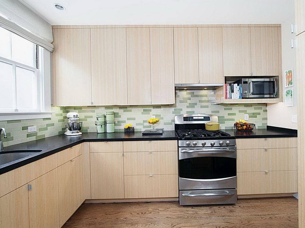Kitchen Cabinet Laminate Veneer