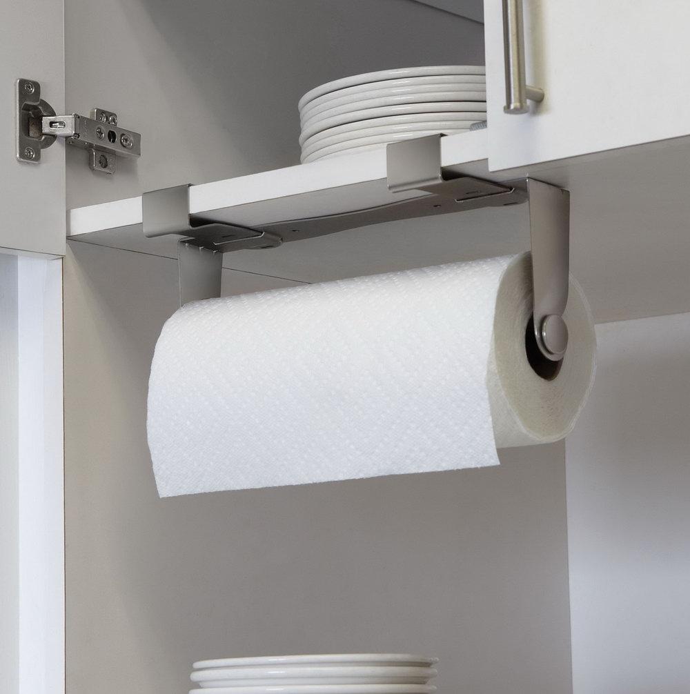 Kitchen Cabinet Paper Towel Holder