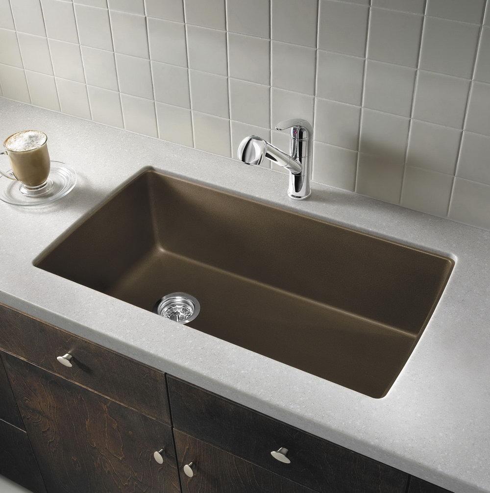 Kitchen Cabinet Sink Design