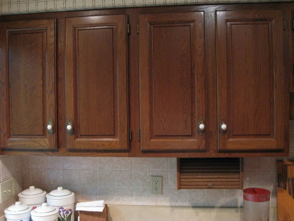 Kitchen Cabinet Staining Costs