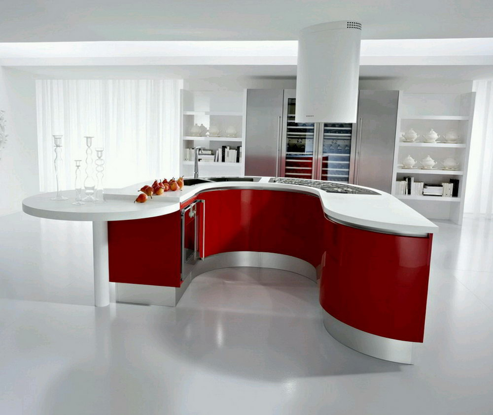 Kitchen Cabinets Contemporary Design