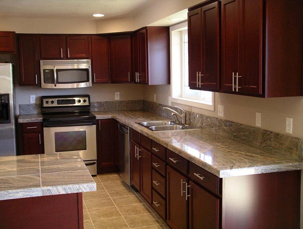 Kitchen Cabinets Countertops Ideas