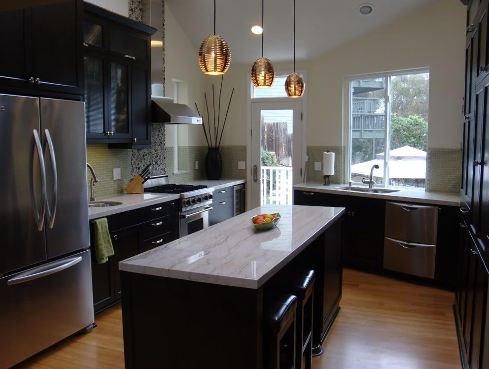 Kitchen Cabinets Espresso Color