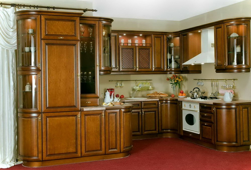 Kitchen Cabinets Indian Style