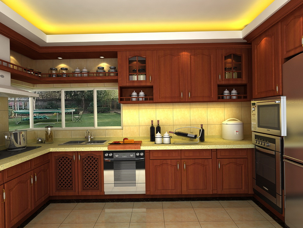 Kitchen Cabinets Indian