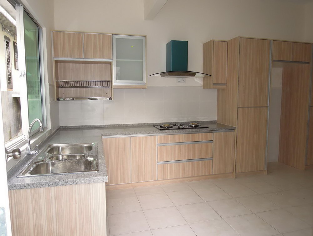 Kitchen Cabinets Materials India