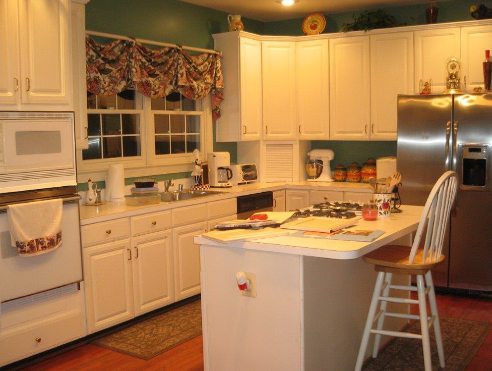 Kitchen Cabinets Sterling Va