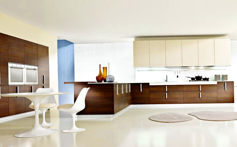 Kitchen Cabinets That Look Like Furniture