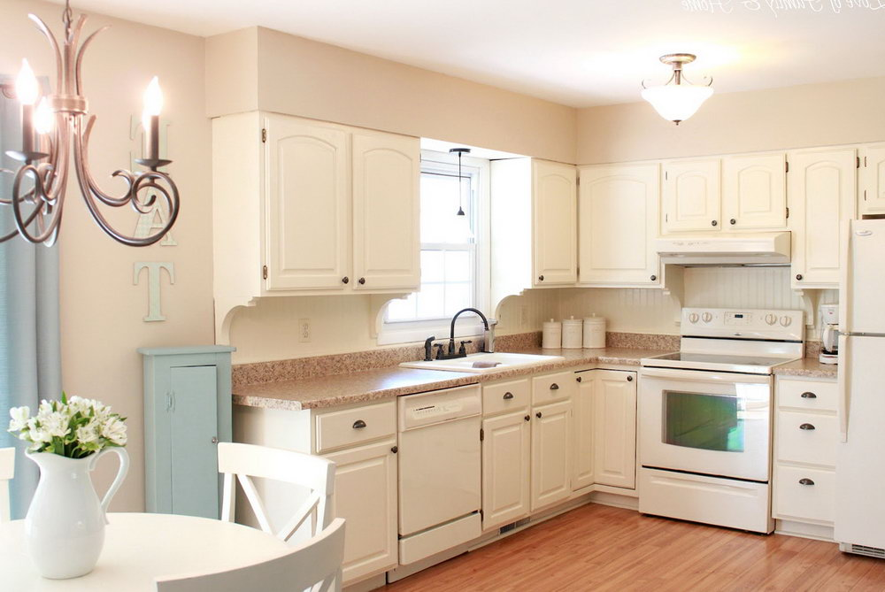 Kitchen Cabinets With Beadboard Inserts