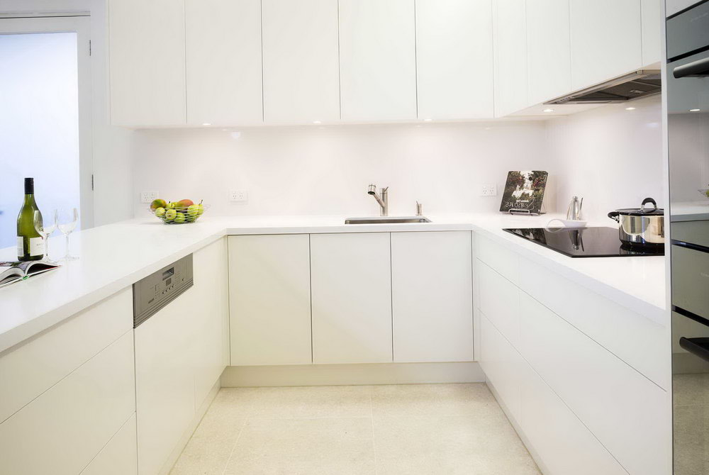 Kitchen Cabinets Without Handles
