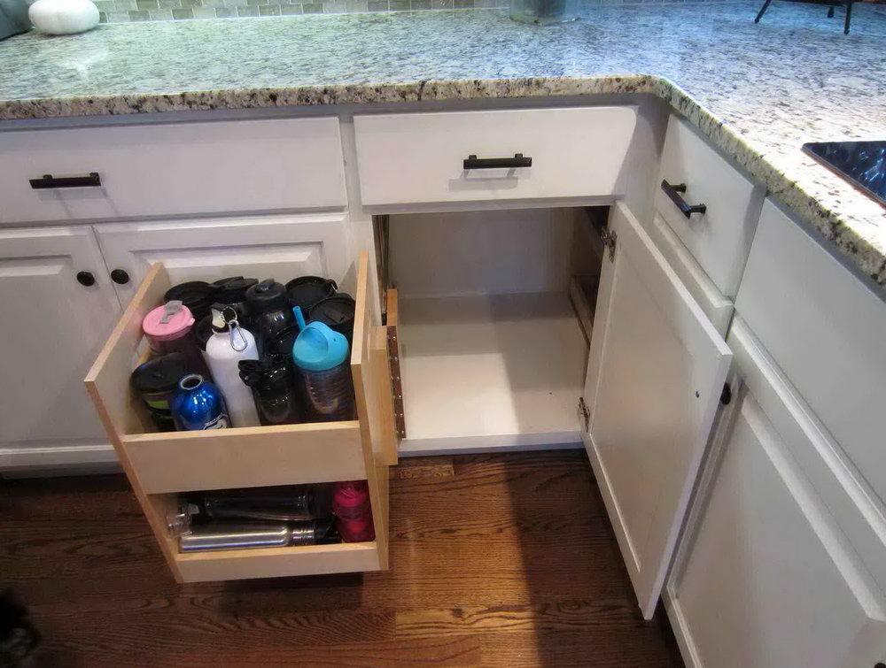 Kitchen Corner Cabinet Accessories
