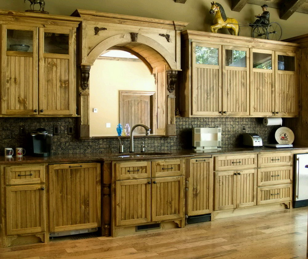 Kitchen Design Cabinets Wood