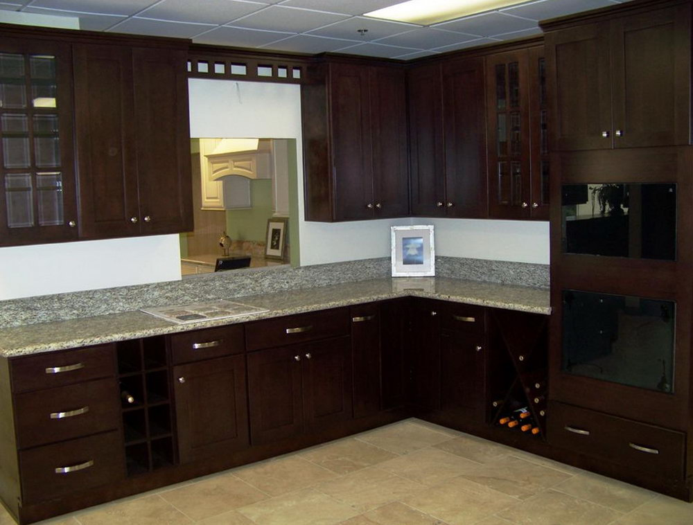 Kitchen Ideas With Espresso Cabinets