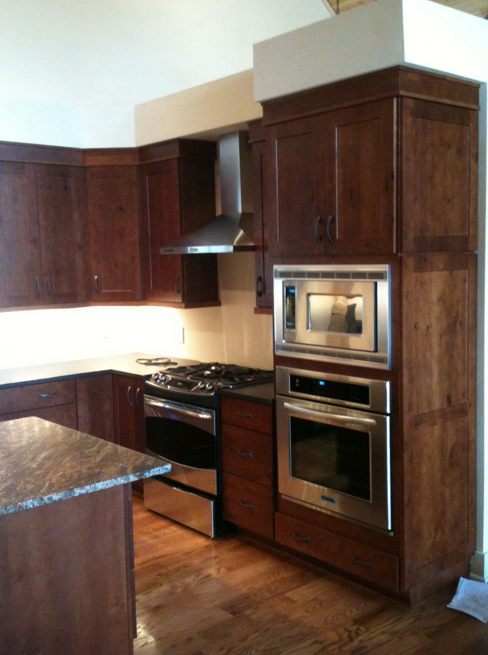 Kitchen Oven Cabinet Dimensions