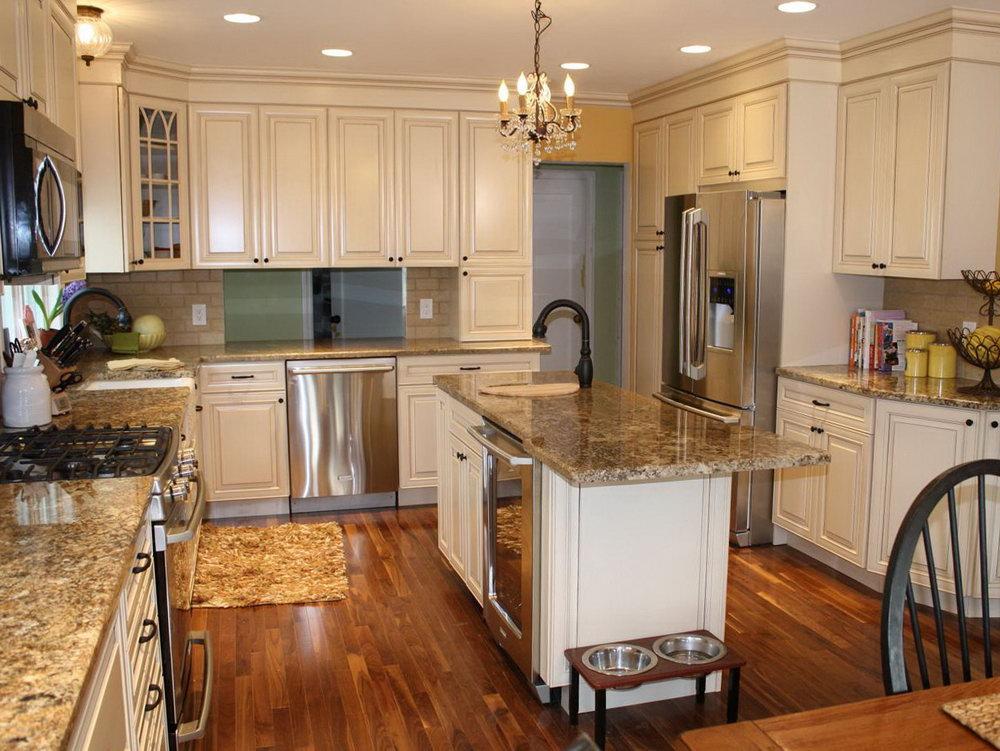 Kitchen Renovations White Cabinets
