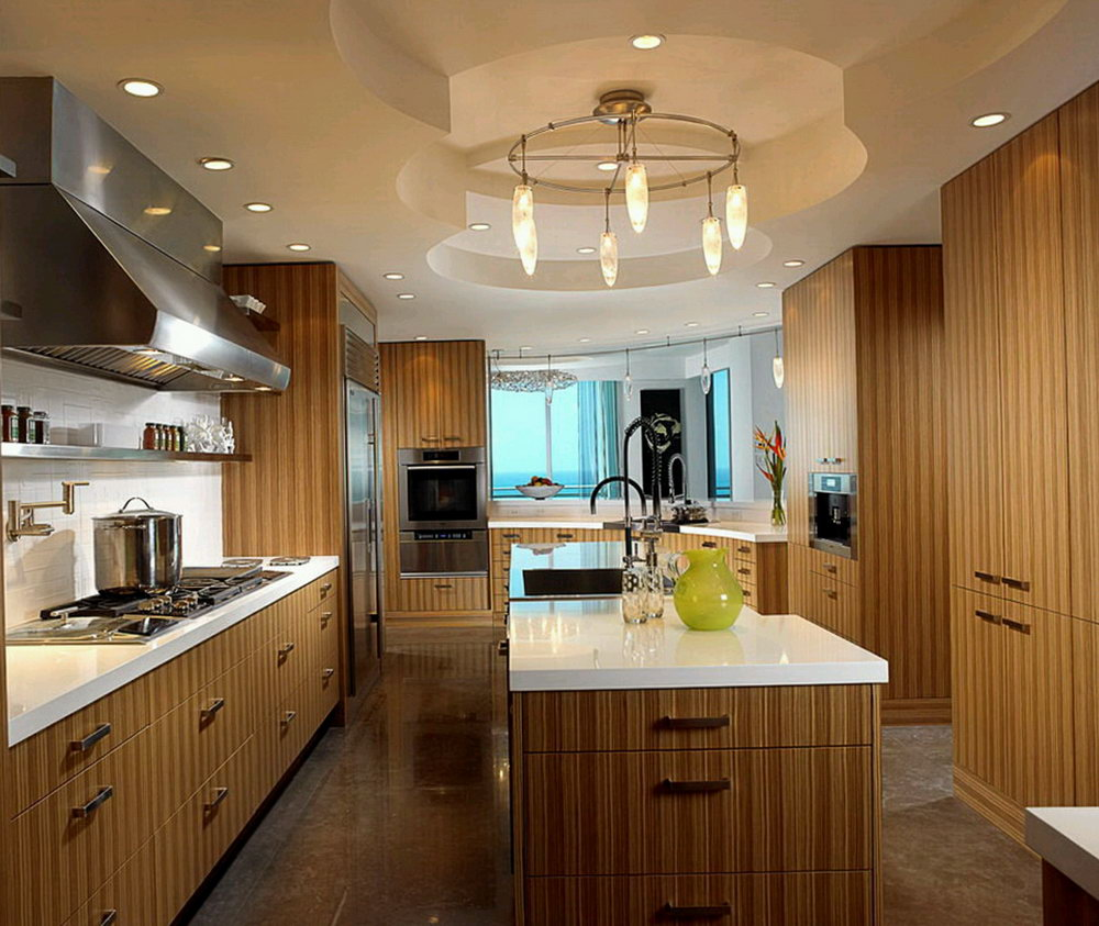 Kitchens With Cherry Wood Cabinets
